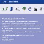 european Platform on Large Carnivores